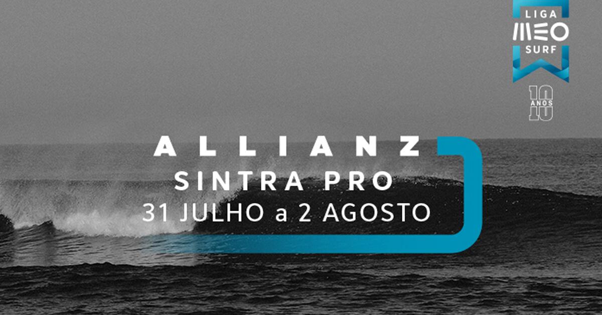 Praia Grande recebe etapa do Allianz Sintra Pro – Liga MEO Surf 2020