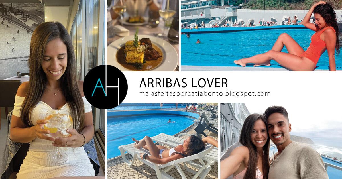 A Arribas Lover Cátia Bento no seu blog pessoal Malas Feitas referencia o Arribas SIntra Hotel