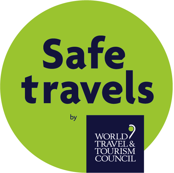 Safe Travels by World Travel Tourism Council