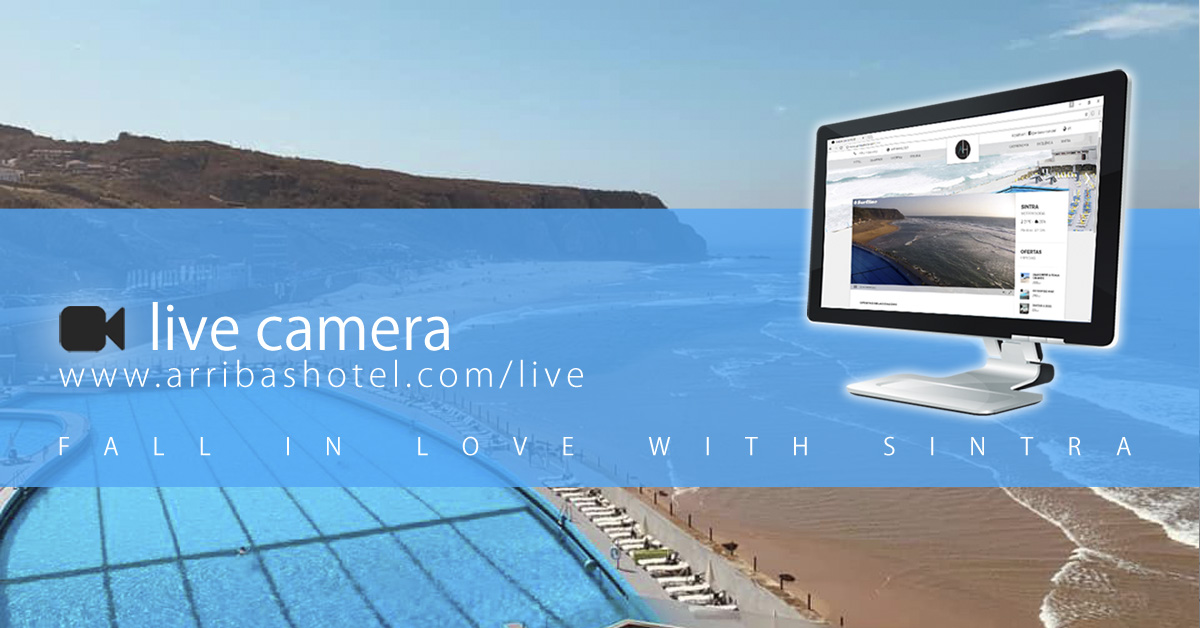 Arribas Praia Grande Live Camera