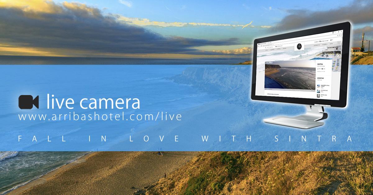 Arribas Praia Pequena Live Camera