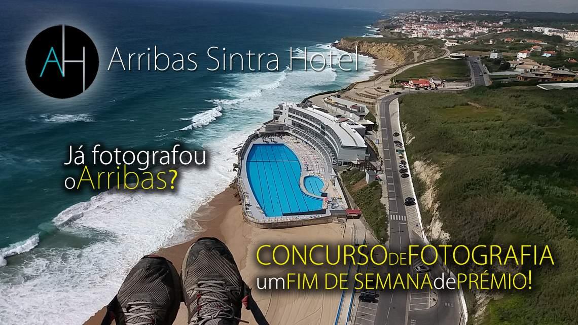 Arribas Sintra Hotel concurso de fotografia.