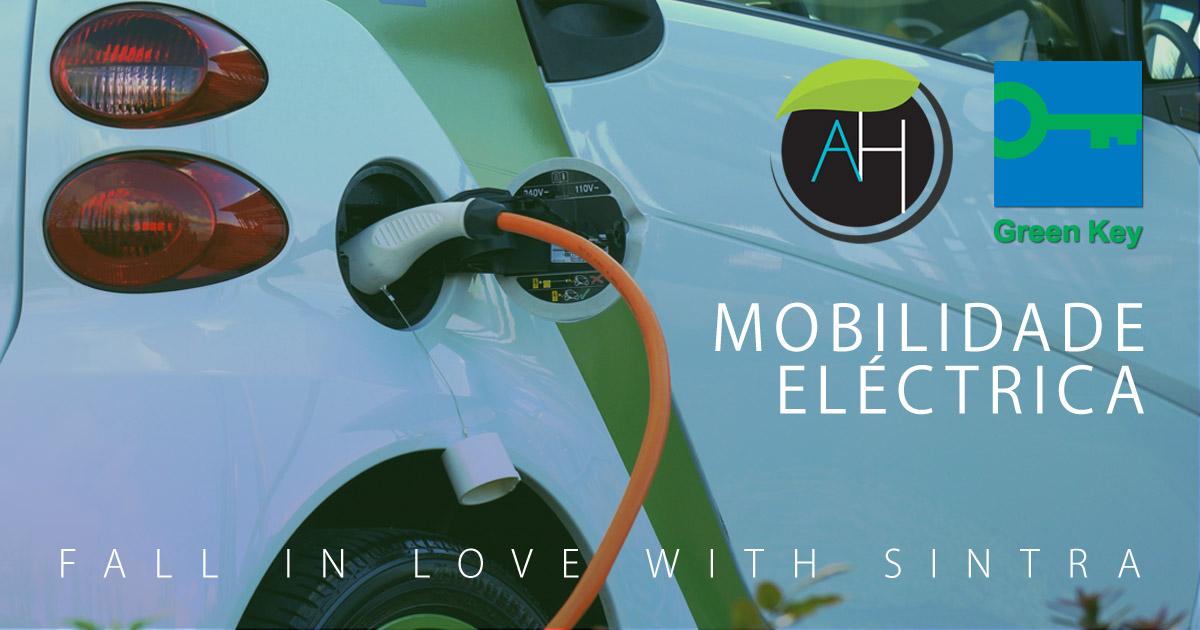 Inauguramos um novo posto de abastecimento rápido a pensar na Mobilidade Eléctrica.