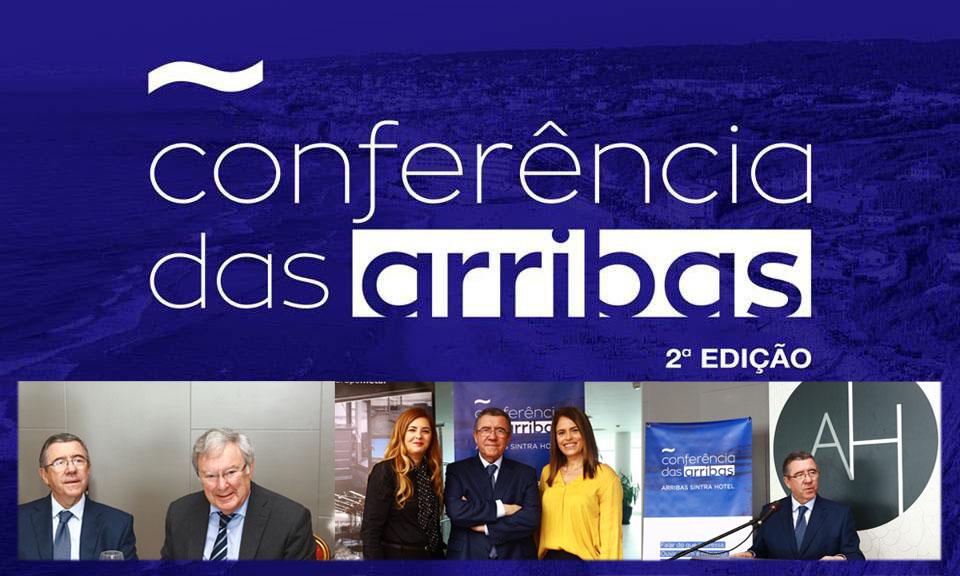 Assim aconteceu mais uma edição da Conferência das Arribas! Marcaram presença 120 empresários onde participou o Dr. Jorge Coelho como orador convidado.