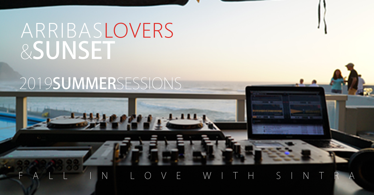 Arribas Lovers & Sunset 2019 Summer Sessions