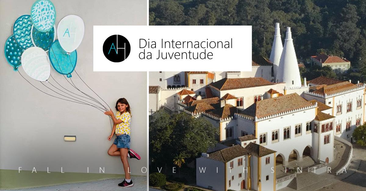 Palácio Nacional de Sintra celebra dia internacional da juventude com visitas gratuitas