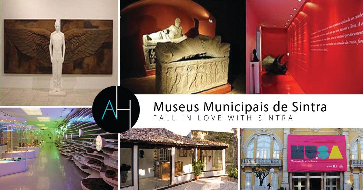 Museus Municipais de Sintra com entrada livre a partir de 1 Dezembro de 2019