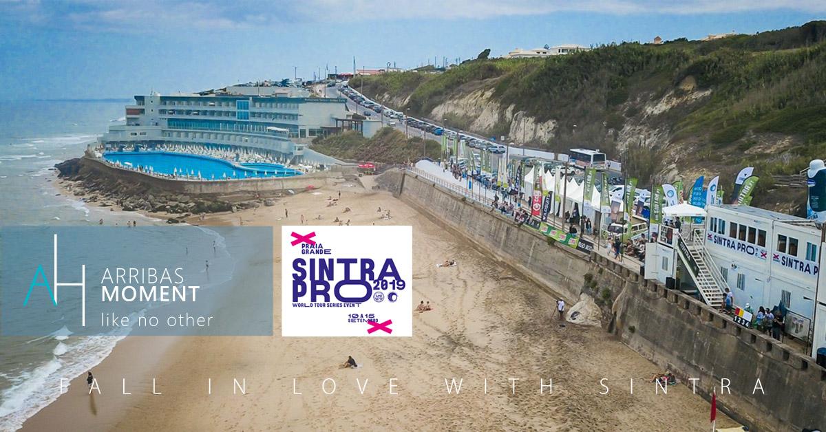 A Praia Grande foi o palco de mais uma etapa da WORLD TOUR 2019 em Portugal. Muita emoção e vencedores inéditos nesta etapa realizada em Sintra, Portugal