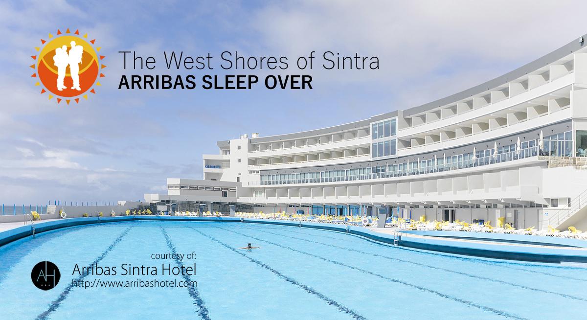 Sintra By Sofia - The Arribas Sleep Over
