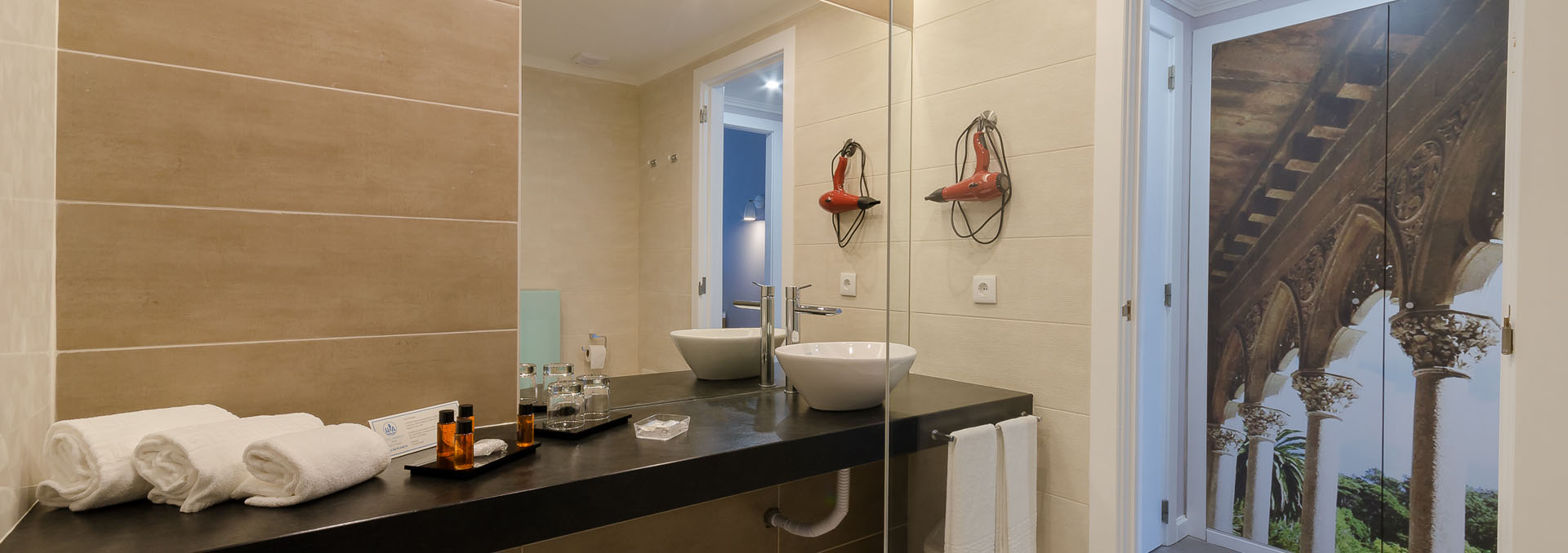 Arribas Sintra Hotel Alojamento / Casa de banho Standard
