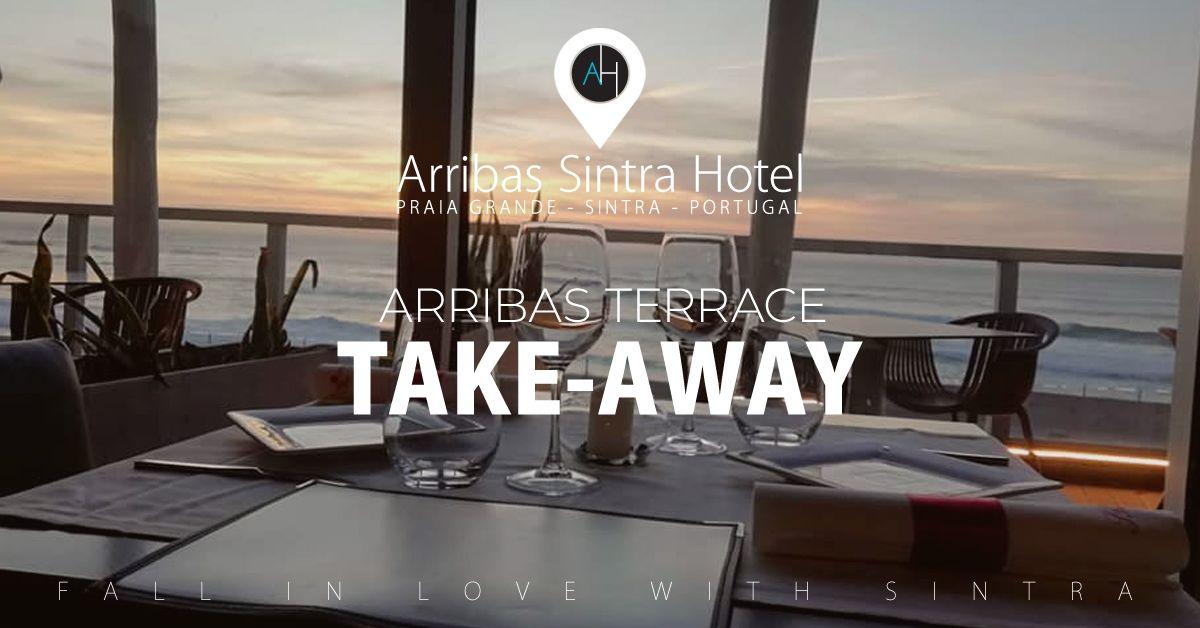 Arribas Sintra Hotel Take-Away no Arribas Terrace